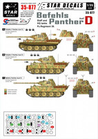 Befels Panther Ausf.D 1/35