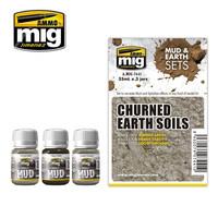 Churned Erath Soils (Mud & Earth Sets)