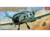 """Messerschmitt Bf 109E ¾ """"Heinz Bär"""" & Kettenkrad 1/72"""