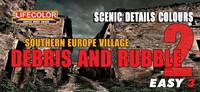 "Scenic Details Colours ""Southern Europe Village"" Debris and Rubble 2"