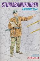 Sturmbannfuhrer Ardennes 1944  1/16