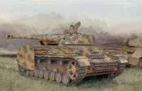PZ.KPFW.IV AUSF.G APR-MAY 1943 PRODUCTION 1/35