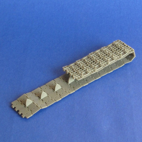 Tracks for T-34 550mm M1942 Winter-spring Type 1 1/35