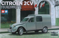 Citroen 2CV Fourgon 1/24