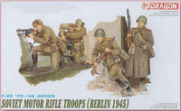 Soviet Motor Rifle Troops (Berlin 1945) 1/35