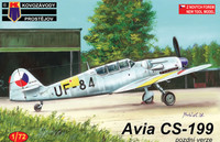 Avia CS-199 Late 1/72