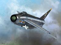 BAC/EE Lightning F.1/F.2 1/72