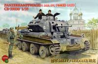 PzKpfw Mk.IV 744(E) (A13) 1/35
