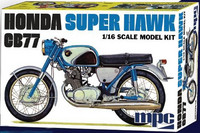 Honda Super Hawk CB77