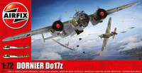 Dornier Do 17Z New Tooling 1/72