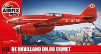de Havilland DH.88 Comet Racer (Red) 1/72