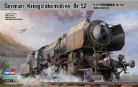 German Kriegslokomotive BR-52 (35€) 1/72