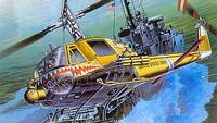 UH-1C Huey 1/32