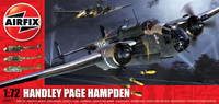 Handley Page Hampden 1/72