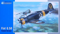 Fiat G.50 Finnish Version 1/48