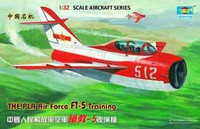 THE PLAAF FT-5 TRAINING 1/32