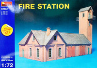 Fire Station 1/72