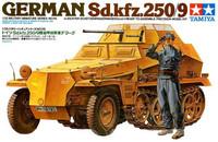 SdKfz 250/9 German Half-Track 1/35