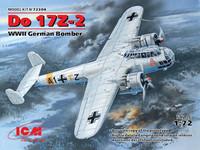 Dornier Do 17Z-2 (New Mould) 1/72