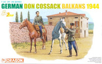 German Don Cossack Balkans 1944 1/35