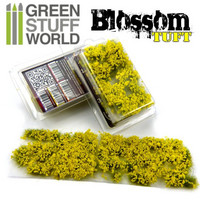 Blossom Tufts Yellow
