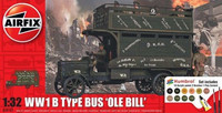 "WW I B Type Bus ""Ole Bill"" 1/48"