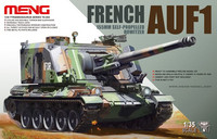 French AUF1 155mm Self-Propelled Howitzer 52€ 1/35