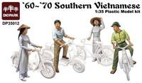 Southern Vietnamese Civilians 1/35