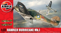 Hawker Hurricane Mk.I Early version (New Tooling) 1/72