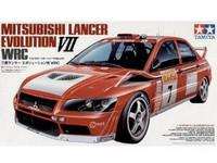 Mitsubishi Lancer Evolution VII WRC 2002 1/24