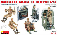 World War II Drivers 1/35