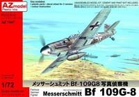 Messerschmitt Bf 109G-8 Recce 1/72