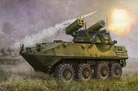 USMC LAV-AD LIGHT ARMORED VEHICLE-AIR DEFENSE 1/35