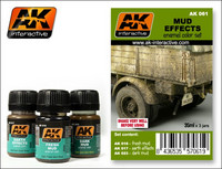 Mud Effects Set