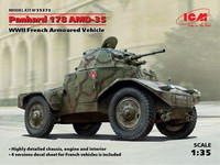 Panhard 178 AMD-35 French Armoured Car 1/35