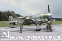 Hawker Typhoon Mk.Ib Mid Production 1/72