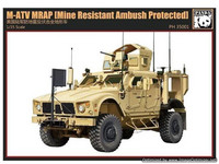 M-ATV MRAP Oshkosh (Mine Resistant Ambush Protected) 1/35