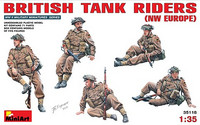 British Tank Raiders 1/35