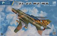 Sukhoi Su-22 M3, M4 1/48