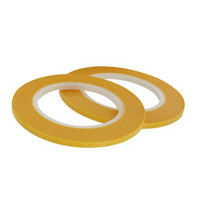 Precision Masking Tape 3mm x 18m - Twin Pack