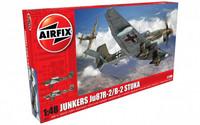Junkers Ju-87B/R-2 Stuka 1/48