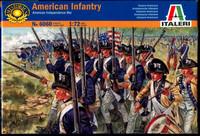 American Infantry 1/72