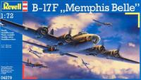 "Boeing B-17F ""Memphis Belle"" 1/72"