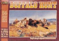 Buffalo Hunt (48 osaa) 1/72