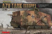 A7V Tank (Krupp) 1/35