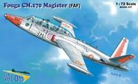 Fouga Magister CM.170 (FAF) 1/72