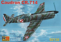 Caudron CR.714 (Finland May 1941)  1/72