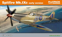 "Supermarine Spitfire Mk.IXc Early Version ""Profipack"" 1/48"