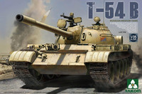 T-54B Russian Medium Tank 1/35