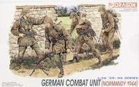 German Combat Unit, Normandy 1944 1/35